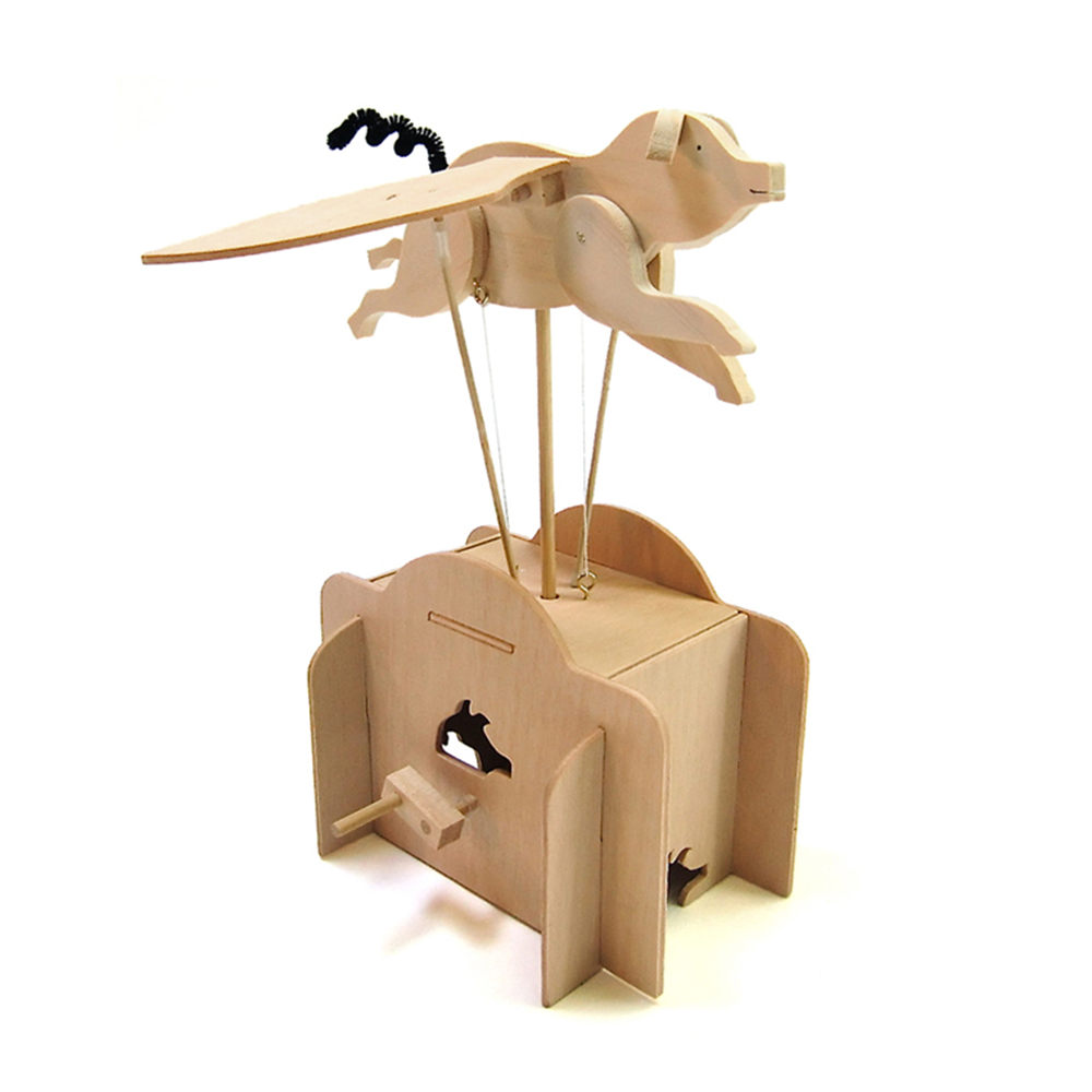 Wooden Automata Kits - from £12.95