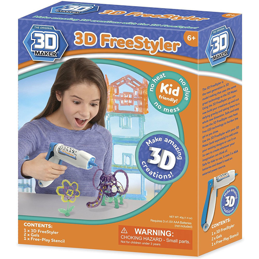 3D Maker Freestyler Pen - £14.99