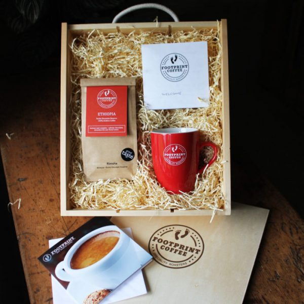 Coffee subscriptions by Footprint Coffee