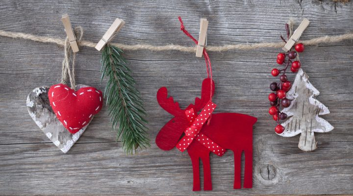 Christmas Countdown 8: Decorations