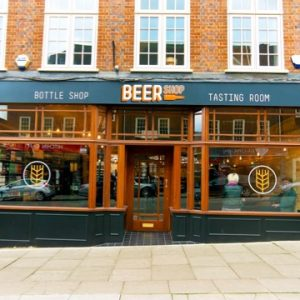 Beer Shop Hitchin