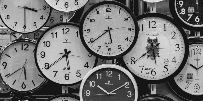 5 ways to manage your time better